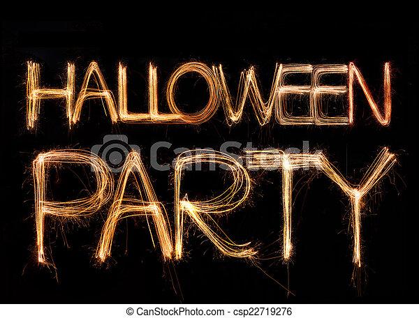 Halloween - csp22719276