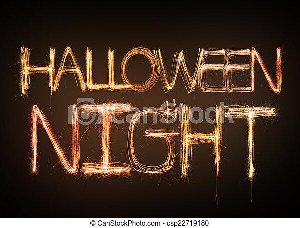 Halloween - csp22719180