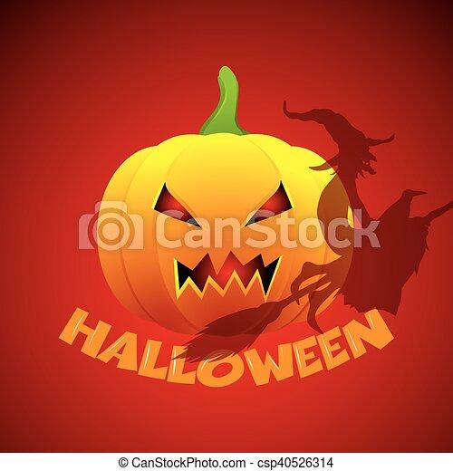 Antecedentes de Halloween - csp40526314