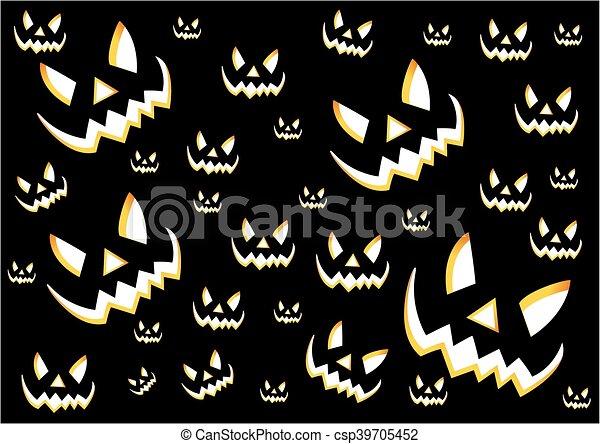 Antecedentes de Halloween - csp39705452