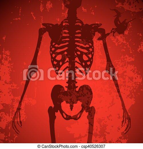 Antecedentes de Halloween - csp40526307