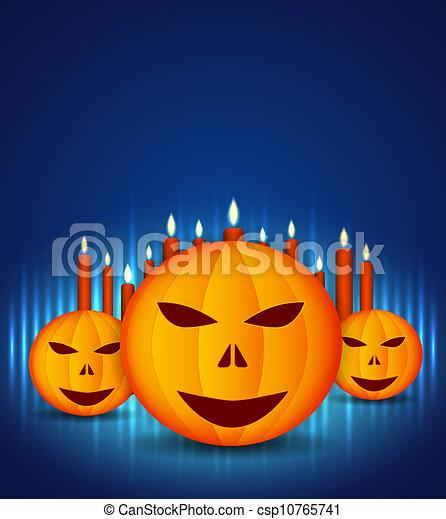 De Halloween - csp10765741