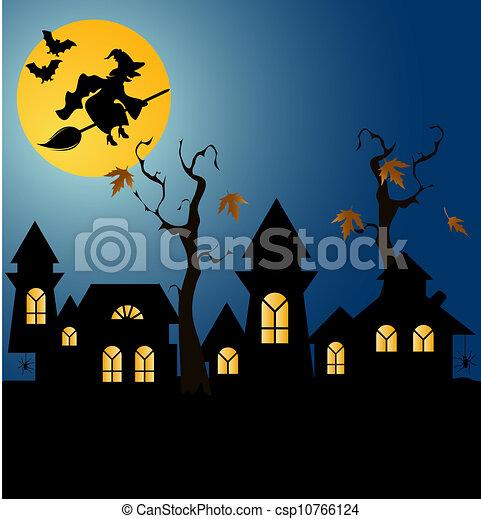 De Halloween - csp10766124