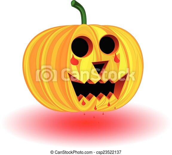 halloween pumpkin halloween pumpkin scary pumpkin illustration