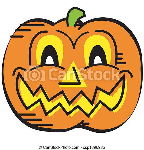 halloween pumpkin face clip art halloween pumpkin face or rh canstockphoto com halloween pumpkin face clipart