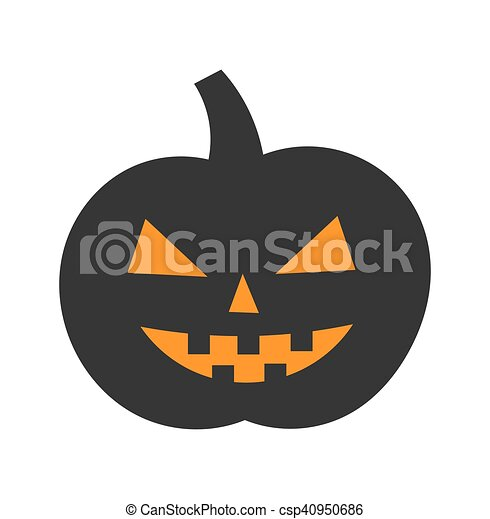 Halloween Pumpkin Vector.Halloween Pumpkin Vector Illustration