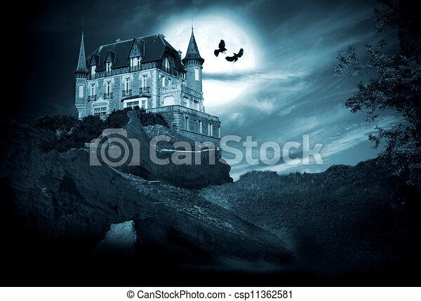 halloween - csp11362581