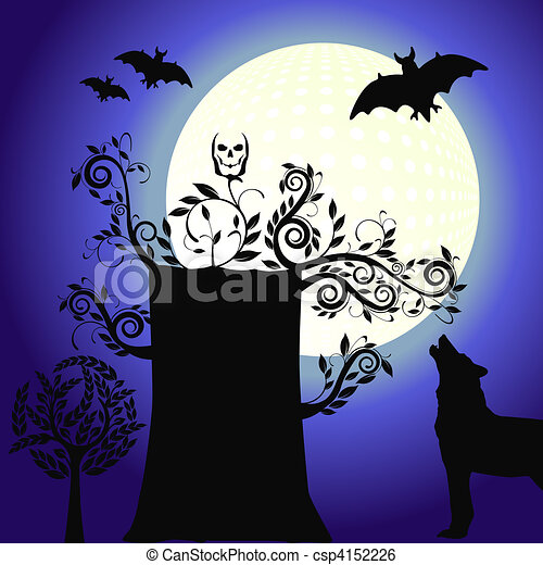 Halloween - csp4152226