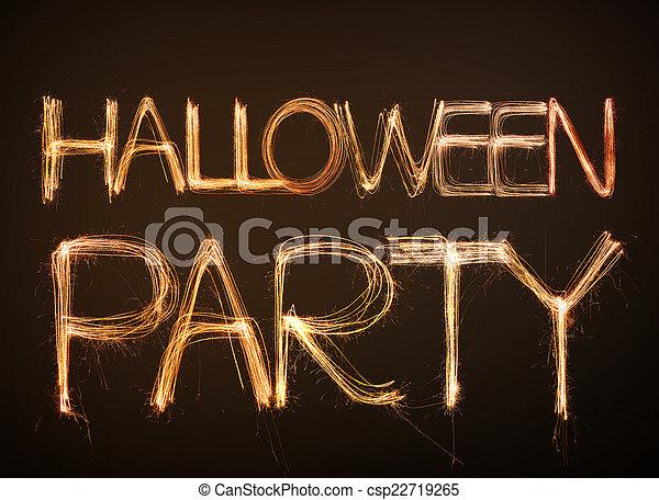 Halloween - csp22719265
