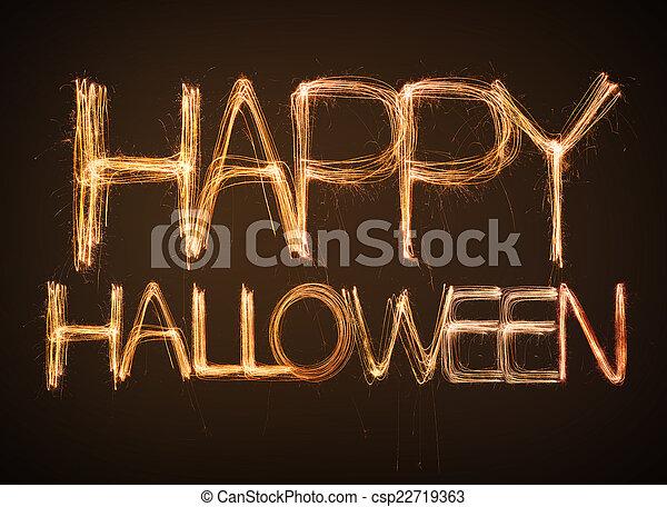 Halloween - csp22719363