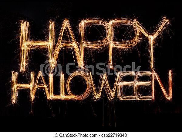 Halloween - csp22719343