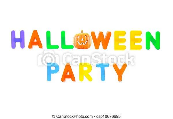Halloween. - csp10676695