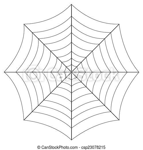Halloween Toile Araignée