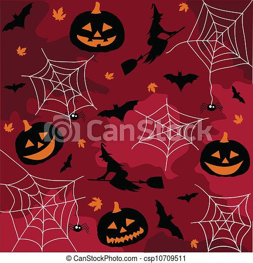 Halloween - csp10709511