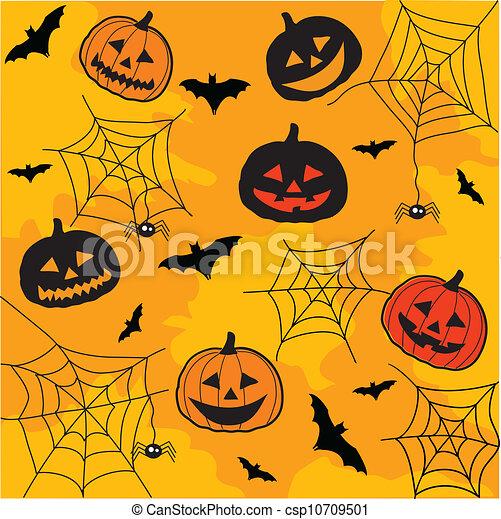 Halloween - csp10709501