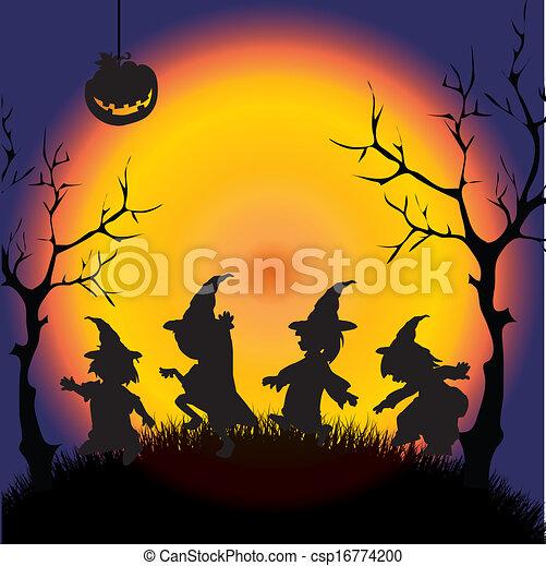 Halloween - csp16774200