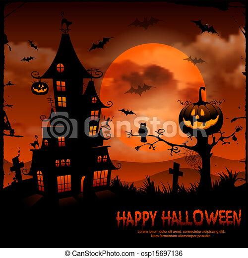 Halloween - csp15697136