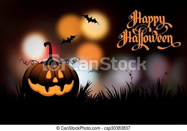 Halloween - csp30383837