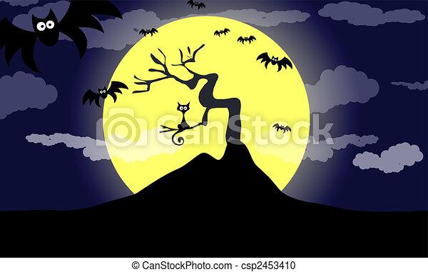 Halloween - csp2453410