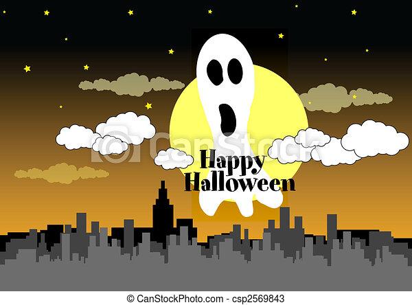 halloween - csp2569843