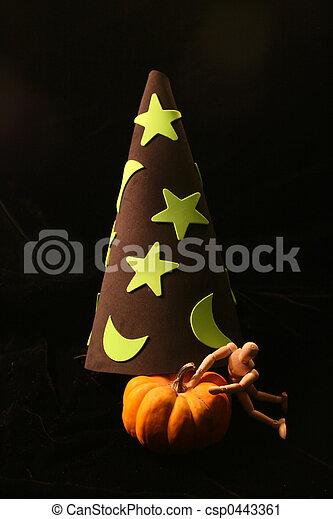 Halloween's Over - csp0443361
