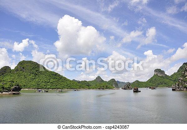Halong Bay - csp4243087