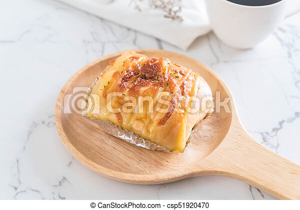 ham cheese bun - csp51920470