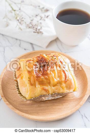 ham cheese bun - csp53009417