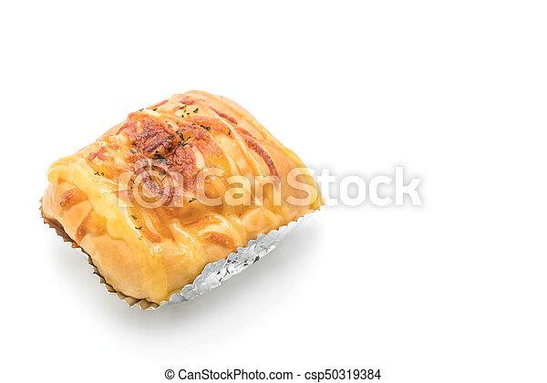 ham cheese bun - csp50319384