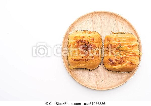 ham cheese bun - csp51066386