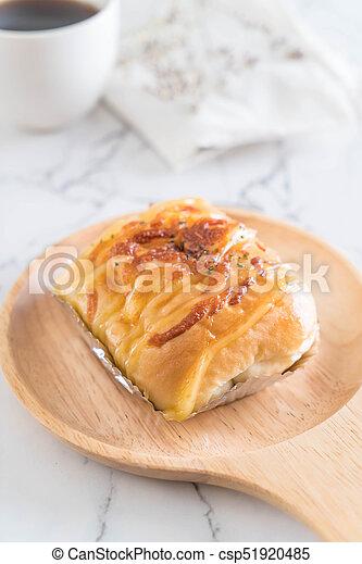 ham cheese bun - csp51920485