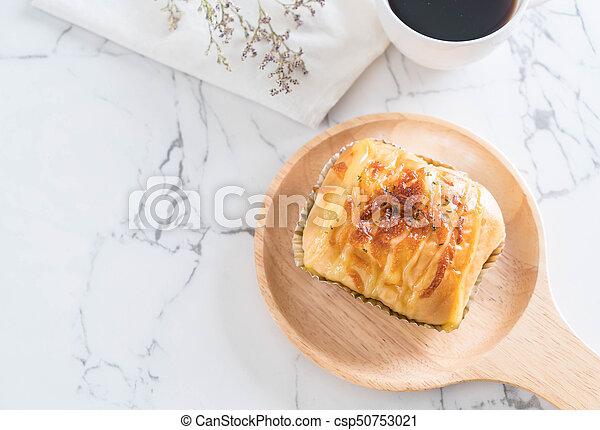 ham cheese bun - csp50753021