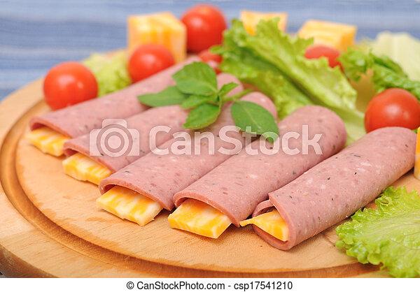 ham cheese - csp17541210