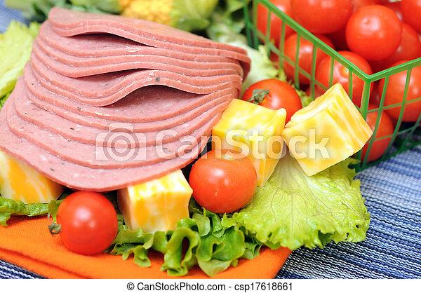 ham cheese - csp17618661