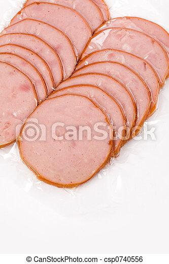 ham slices - csp0740556