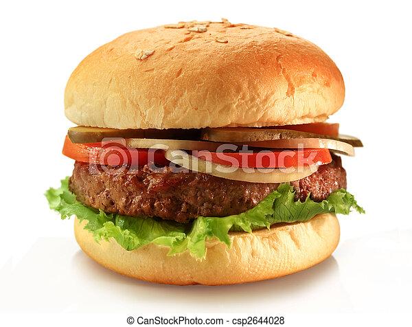 hamburger - csp2644028