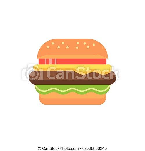 hamburger vector icon sign eps vector search clip art