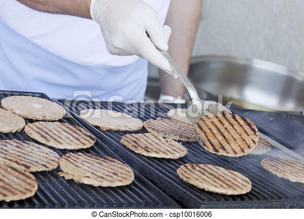 Hamburgers - csp10016006