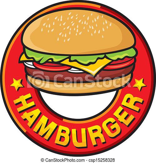 Hamburguesa - csp15258328