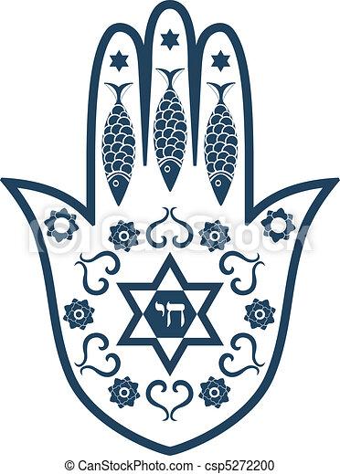 Hamsa, judío, -, amuleto, sagrado, mir, o. Hamsa, judío, -, miriam ...