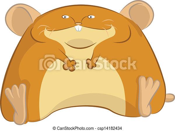 Hamster - csp14182434