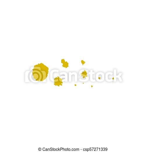 Hand drawn blots - csp57271339