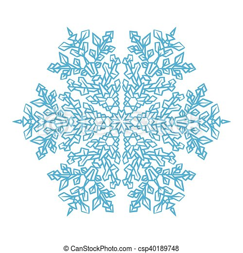 Hand drawn doodles natural snowflake zentangle mandala style hand drawn doodles natural snowflake zentangle mandala style vector illustration good idea for greeting cards invitations prints textiles tattoo m4hsunfo