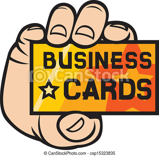 Hand holding business card vectors search clip art illustration hand holding business card csp15323835 colourmoves Image collections
