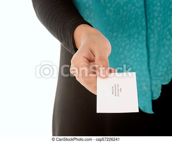 Hand holding business card stock photo search photographs and hand holding business card csp57226241 colourmoves