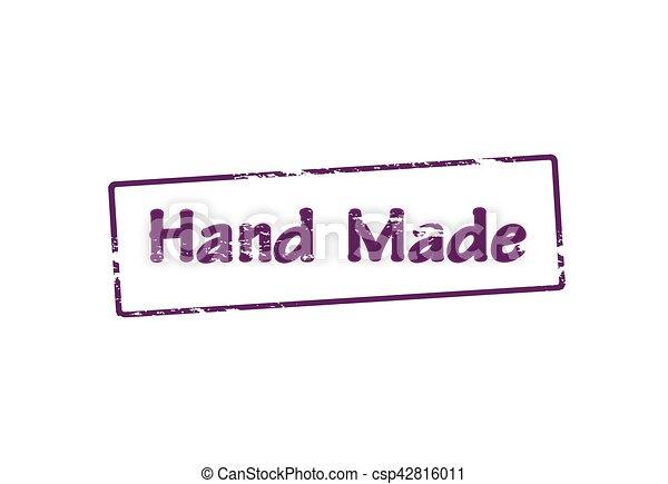 Hand made - csp42816011