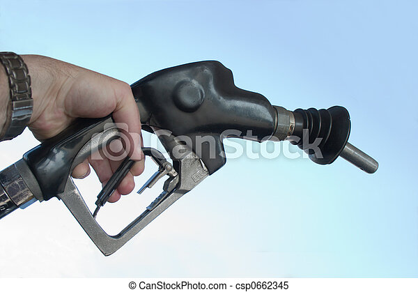 Hand Pumping Gas Fuel - csp0662345
