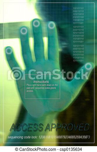 Hand scan - csp0135634