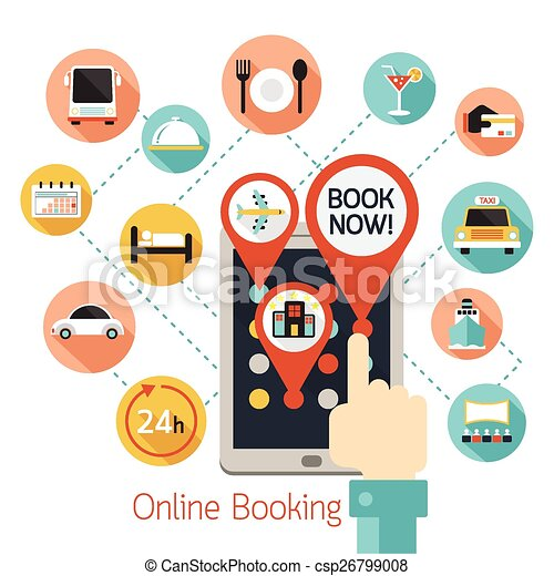 hotel booking online
