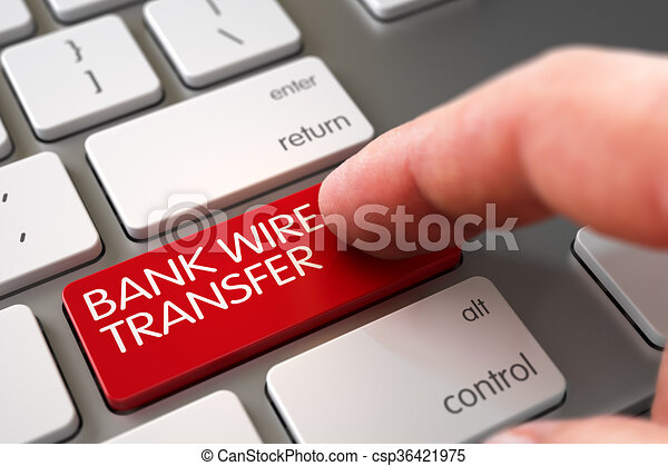 Key Bank Wire Transfer | Hand Touching Bank Wire Transfer Key Bank Wire Transfer Modern